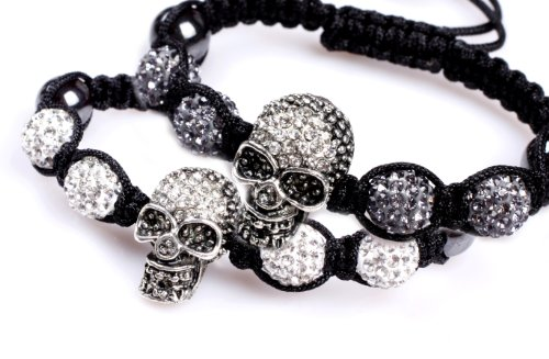 Skull Bracelet Adjustable
