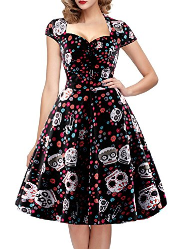 Skull Clothing & Gifts for Women & Men